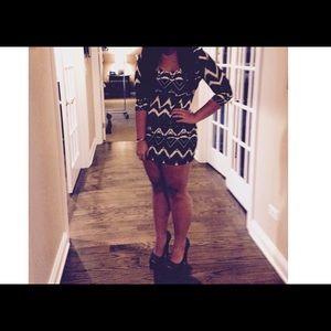 SUPER CUTE Body Con Dress (: